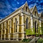 Temple Church, London, UK — Stock Photo