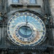 Prague Astronomical Clock, Czech Republic — Stock Photo #25099001