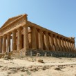 The Temple of Concordia, Agrigento, Italy - ストック写真