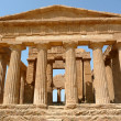 The Temple of Concordia, Agrigento, Italy — 图库照片