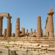 Stock Photo: Temple of Juno Lacinia, Agrigento, Italy