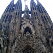 Stock Photo: SagradFamilia, Uncompleted Masterpiece by Gaudi, Barcelona