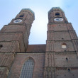 Stock Photo: Munich Frauenkirche, Cathedral of Our Dear Lady, Germany