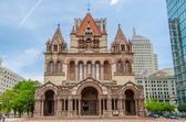 Trinity Church, Boston — Stock Photo