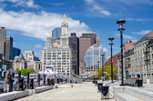 Boston Harbor — Stockfoto
