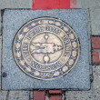 Stock Photo: Freedom Trail Sign