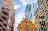 Old state house boston — Stockfoto