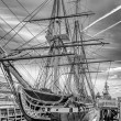 USS Constitution, Boston — Stock Photo
