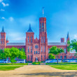 Smithsonian Castle, Washington DC — Stock Photo #28181347