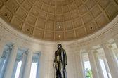 Thomas Jefferson Memorial, in Washington DC — Stock Photo