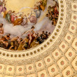US Capitol Rotunda — Stock Photo