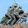 Marine Corps War Memorial (Iwo Jima Memorial) — Stock Photo