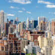New York City, Aerial View of the Upper East Side — Stock Photo #28908753