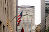 The Metlife Building, Park Avenue, New York City — Stock Photo