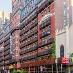 Hotel Chelsea, New York City — Stock Photo #28956137