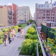 High Line Park, New York — Stock Photo #28956141