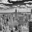 New York Skyline — Stock fotografie