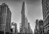 The Flatiron Building, New York City — Stock Photo