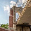Brooklyn Bridge — Stock Photo