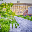High Line Park, New York — Stock Photo