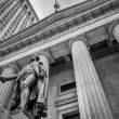 Federal Hall, New York City — Stock Photo