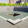 National September 11 Memorial — Foto de Stock