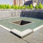 National September 11 Memorial — Stock Photo