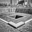 National September 11 Memorial — Stock Photo