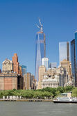 One World Trade Center, aka Freedom Tower — Stok fotoğraf