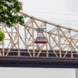 Roosevelt Island Tramway, New York — Stock Photo