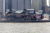 Pier 17, New York — Stock Photo