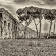 ������, ������: Park of the Aqueducts Rome