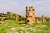 Ruins of the Circus of Maxentius — Stock Photo