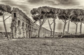 Park of the Aqueducts, Rome — Foto de Stock