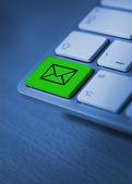Email keyboard key — ストック写真