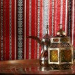 Stock Photo: Arabic tepot