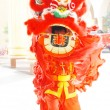 Lion dance costume — Stock Photo #38648433