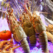 Stock Photo: Variety of seafoods