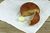 Peasant bread — Stock Photo