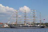 Sailing ship — Fotografia Stock