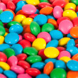Sugar Coated Chocolate Buttons (Smarties) — Stock Photo #26481287