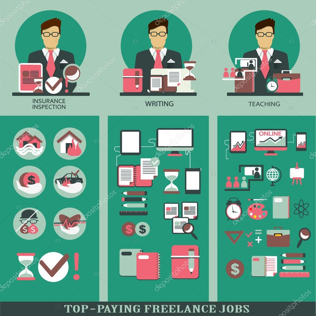 Infographic design freelance