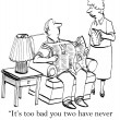 I would like to introduce you — Stock Photo