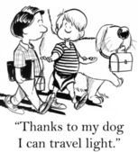 A boy tells his friend about his dog — Stock Photo