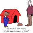 Performance reviews — Stock Photo