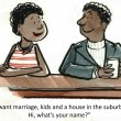 Marriage and kids — Foto de Stock