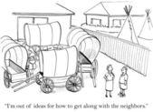 Neighborhood — Stock Photo