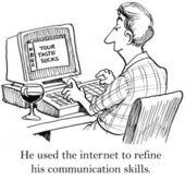 Communication Skill — Stock Photo