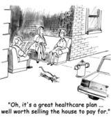 Soins de santé de ruelle — Photo