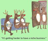 Niche business — Stock Photo